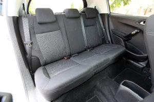 208 rear seats